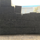 Tubo vuoto d'acciaio nero della sezione di S235jr S355jr Q235 Q345 ASTM A53 Yfgg per costruzione