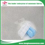 Pp Spunbond respirabile non tessuto per mobilia con il PUNTINO