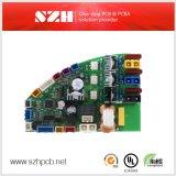 4 capas bidé electrónico prototipo de placa de circuito PCBA