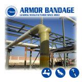 産業管のための30minutesガラス繊維修理包帯の接着