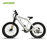 Bicicleta eléctrica 48V 1000W del nuevo neumático gordo de la patente 250W 750W