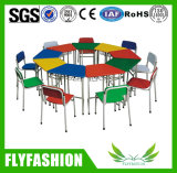 روضة أطفال أثاث لازم أطفال دراسة طاولة لأنّ عمليّة بيع ([سف-48ك])