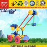 Конструкция 2015 Colorfull оборудует пластичные игрушки строительных блоков