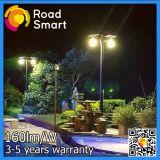 Lámpara de calle solar del jardín de la iluminación LED de movimiento de la luz al aire libre del sensor