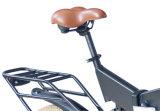 """セリウム20の""""隠されたリチウム電池が付いている完全な中断電気折るバイク"""