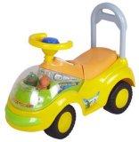Il giro caldo del bambino di vendite sull'automobile scherza il giocattolo della plastica dei bambini