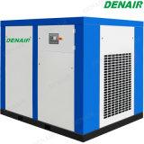 compressore rotativo della doppia della fase 75kw/100HP Gemellare-Vite Rated superiore di raffreddamento ad aria