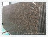 Brame chinoise de granit de blanc gris pour des partie supérieure du comptoir