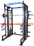 forme physique commerciale, matériel de gymnastique, machine body-building, support de crémaillère accroupi FW-608