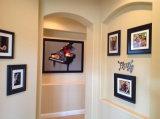 Фортепиано картины маслом, репродукции картин ручной работы для гостиной оформлены