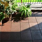 Mattonelle di pavimentazione di gomma di collegamento della stuoia ecologica di ginnastica