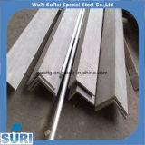 Barra di angolo dell'acciaio inossidabile di AISI 201/304/321/316 dalla fabbrica