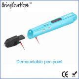 160-220 Pen de Op hoge temperatuur van Celsius van de graad 3D (xh-pp-001H)