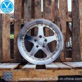 A China por grosso 16''17''Carro de pós-venda Jantes de alumínio