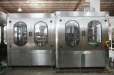 Máquina de engarrafamento tampando de enchimento de lavagem automática da água 3in1