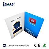 2.8 회사 제품 승진을%s 인치 TFT LCD 영상 소책자