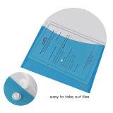 Хорошее качество A4/LT/FC двойной карман файл документа мешок