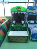 Kinder, die Kugel-Säulengang-Drache-Hunter-Spiel-Maschine für Kinder schießen