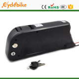 Type de tube vers le bas 36V 11Ah cellule Samsung Batterie lithium-ion
