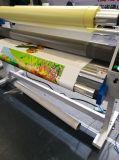 Máquina quente Zdfm-1600 e fria elétrica da laminação do rolo de película