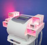 336 диодов Lipolaser двойной длины волны 650 980нм лазерный Lipo похудение машины с 12-разрядных электродов