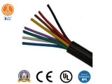 UL2517 cable blindado conductor multi del PVC 22AWG 300V VW-1