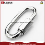 Stainless Steel Snap Hook with Eyelet