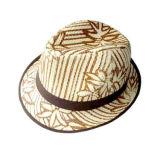 調節可能なコード(JRB016)が付いている日曜日の帽子