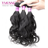 Yvonne Virgem ondas naturais peruano de cabelo humano