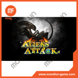 Spielender Ausländer-Angriffs-Fisch-Säulengang-Spiel-Tisch