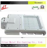 Dongguan a presión piezas fundidas a troquel precisión de la cubierta de la fundición LED