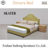 Base americana Sk18 della camera da letto del tessuto di stile della base moderna
