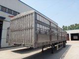 China-Fabrik geben 13m Bett-LKW-/Zaun-Schlussteil-/Pferden-Schlussteile der Stange-75m3 an