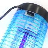 lámpara ULTRAVIOLETA del asesino del mosquito del insecto 9W