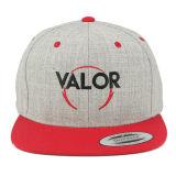 Venta caliente la promoción del deporte de moda de alta calidad de regalo de la publicidad de sarga de algodón bordado la impresión de béisbol de Sun Hat Cap