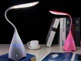 책상용 램프 휴대용 무선 Bluetooth 스피커