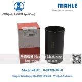 Mahle 6HK1 Camisa del cilindro para excavadora Hitachi 8-94391602-0.