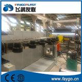 Línea reforzada fibra de la protuberancia del manguito del PVC