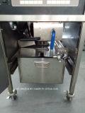 Friggitrice Chincken di pressione del pollo di Pfe-800 Brosted che frigge macchina (comitato del calcolatore con la pompa di olio)