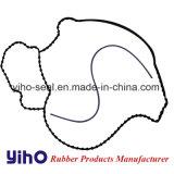 الصين سليكوون ختم صوف حبل صاحب مصنع إنتاج مطاط [أرينغ]