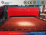 Linha de produção lisa horizontal do vidro Tempered de Southtech (TPG)