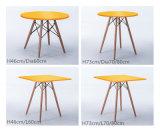 Mobilier de maison en bois massif Table Table à manger en bois de hêtre