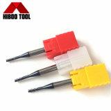 HRC50 de beste Hulpmiddelen van de Hals van het Carbide van de Prijs Lange Vlakke Scherpe