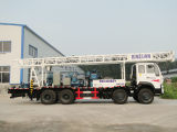 preço giratório hidráulico montado caminhão dos equipamentos Drilling de poço de água de 400m