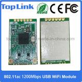 Haut de page-8812bu 802.11ac/A/B/G/N 2T2R 1200Mbits/s USB 2.0 Carte Réseau sans fil intégré Module WiFi