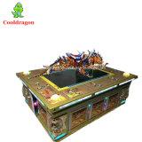 Máquina de jogo de jogo da arcada da tabela de 8 peixes do prendedor da batida do leopardo dos jogadores para a venda
