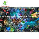 Da caça hábil dos peixes do dragão do trovão da batida do leopardo máquina de jogo video da arcada