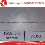 Pó CAS 2363-59-9 do acetato de Boldenone dos esteróides de Anobolic da hormona do realce do músculo