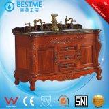 Het klassieke Meubilair van de het meubilairBadkamers van het Huis in Foshan door-F8037
