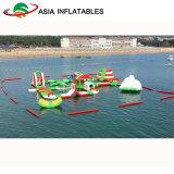 湖のための膨脹可能な浮遊水公園水Playgrund
